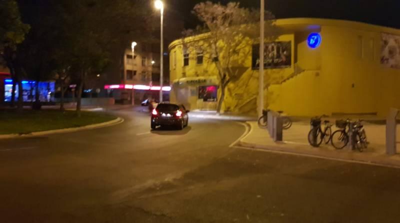Condenado conductor por realizar derrapes en la vía pública