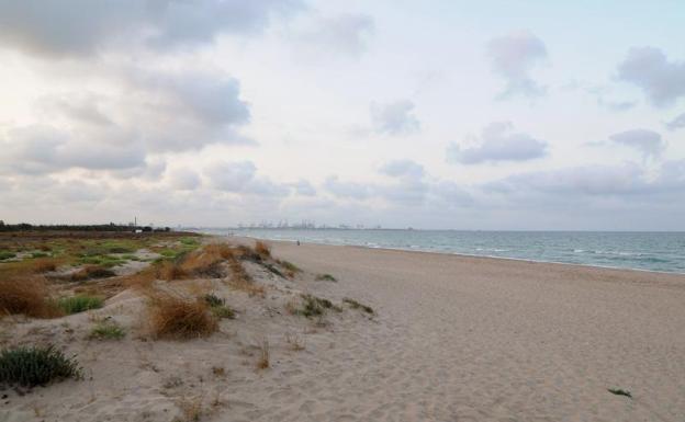 Playa de El Saler (Valencia)