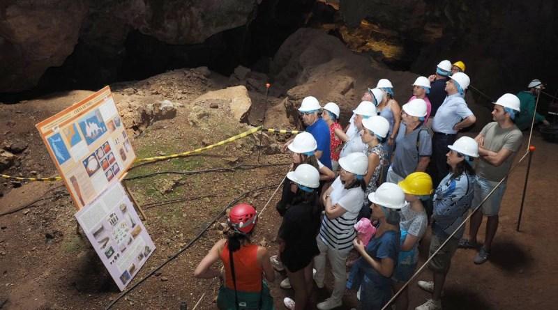 La Fundación Cidaris reactiva los trabajos en el yacimiento Cueva Victoria