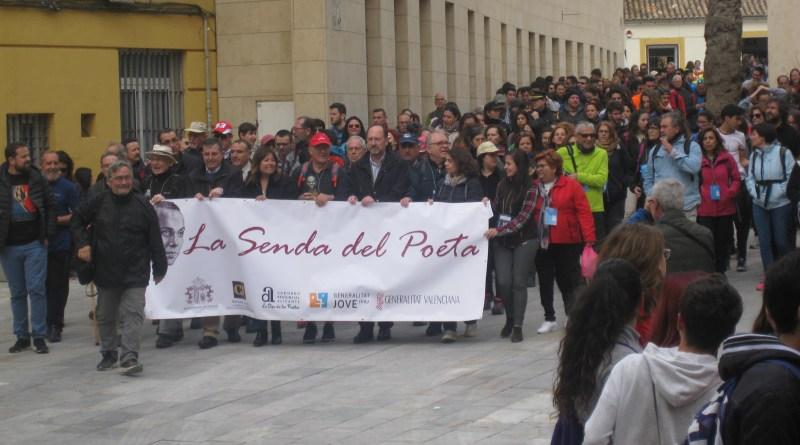 El Consell aprueba la colaboración entre el IVAJ y la Diputación de Alicante para la organización de la Senda del Poeta Miguel Hernández