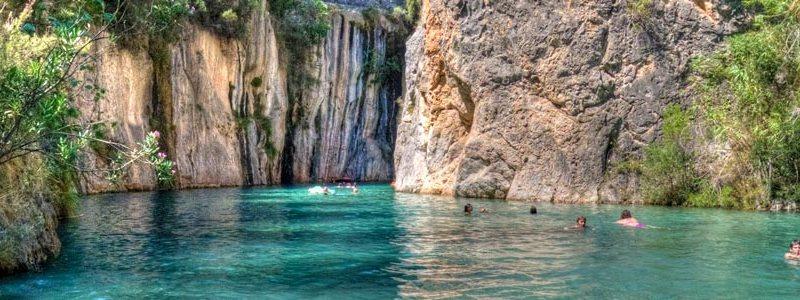 Las mejores piscinas naturales de la Comunitat Valenciana