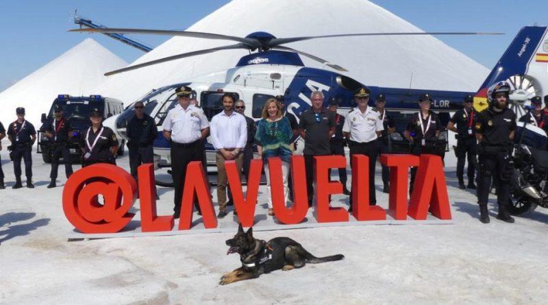 Los cuerpos de seguridad de Torrevieja refuerzan el dispositivo para La Vuelta