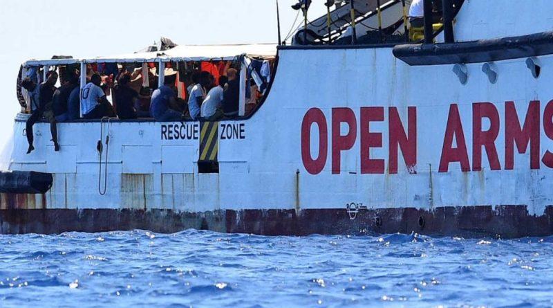 El Gobierno ofrece Algeciras como puerto de destino al Open Arms