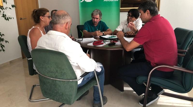 ASAJA crea una oficina técnica en Orihuela y Almoradí para atender a los afectados por la gota fría en la Vega Baja y pide la declaración de zona catastrófica