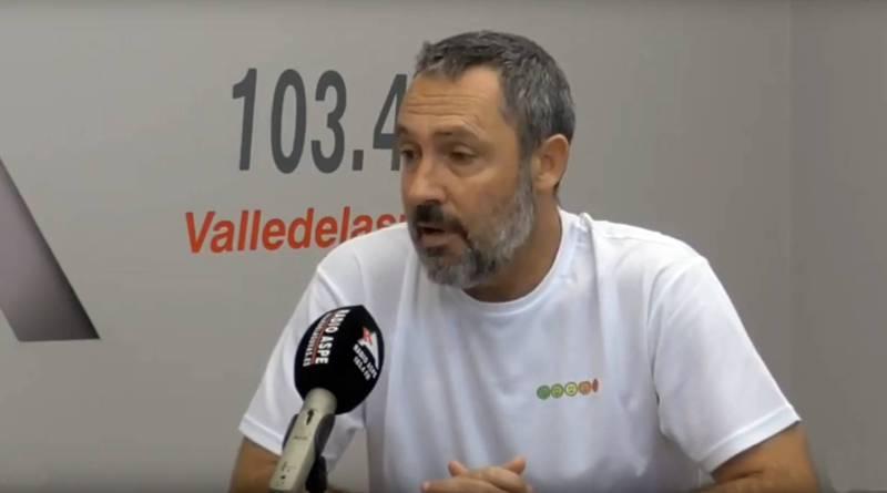 """#Aspe: Chema García: """"No ha habido pasividad en las alegaciones por el transporte público"""""""