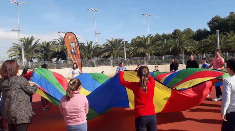 Pilar de la Horadada acoge la segunda jornada de los Jocs Esportius Adaptats en Alicante