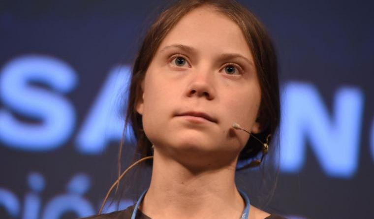 Frases célebres de Greta Thunberg