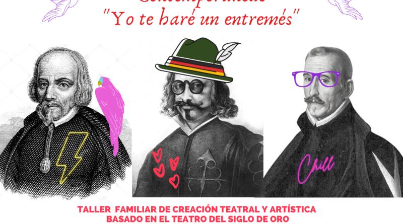 """El MACA presenta el taller """"Corral de Comedias Contemporáneas-Yo te haré un entremés, dentro del FICTA 2020""""."""