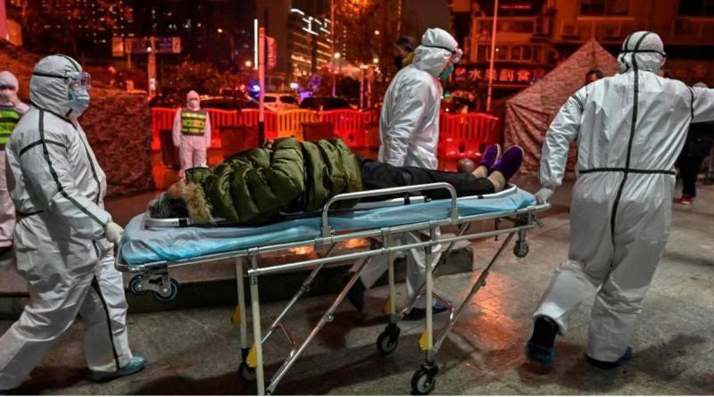 """Movilizan al Ejército  El presidente chino admite que la epidemia por el coronavirus se acelera y la situación """"es grave"""""""