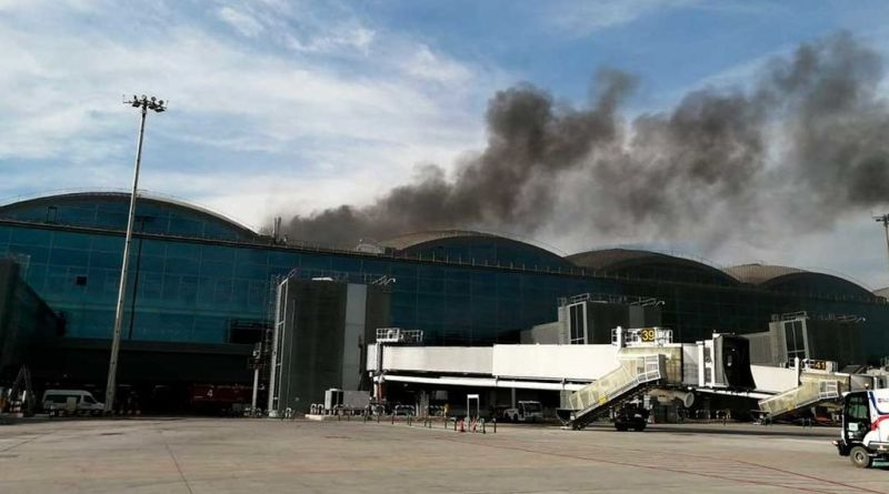 SPPME-CV, denuncia que durante 2 años el servicio de Policía Local es prácticamente inexistente en el Aeropuerto  Internacional Alicante-Elche