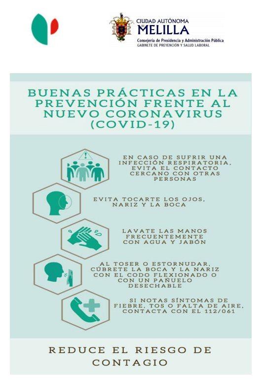 coronavirus Melilla 1