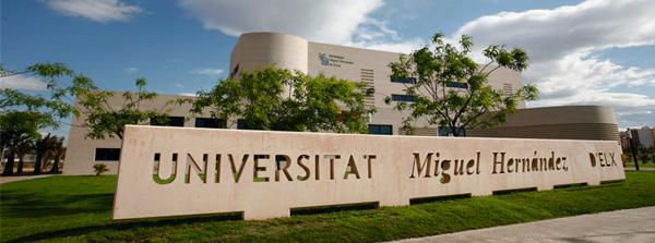 La UMH permite a sus estudiantes aplazar el pago de las matrículas de abril y mayo