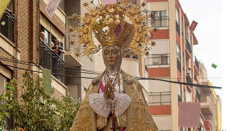 Procesión de las Aleluyas desde los Balcones Ilicitanos, domingo 12 de abril 2020