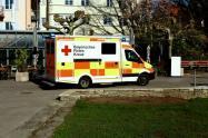 ambulance-truck-parked-near-building-3960411