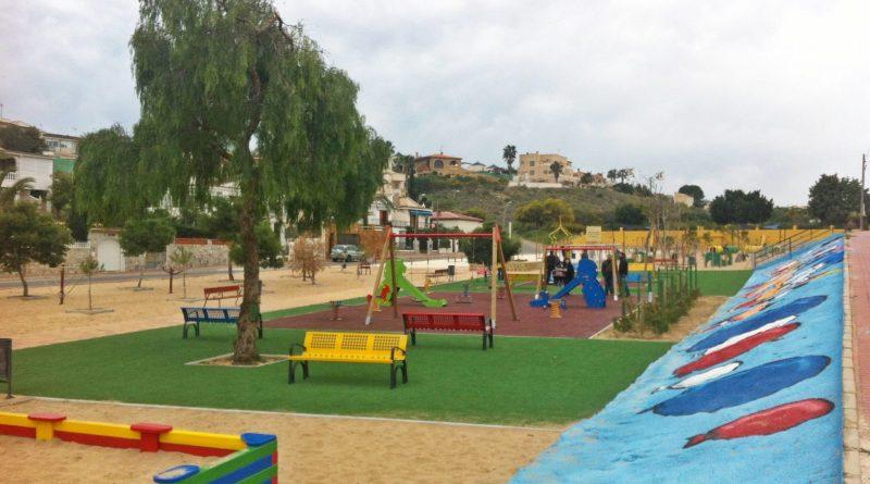 Torrevieja reabre mañana viernes todos sus parques y jardines con las zonas de juegos infantiles