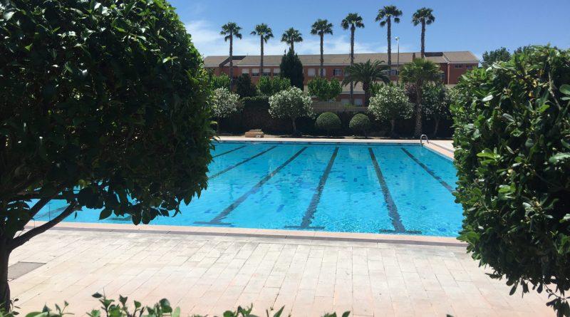Petrer prepara las piscinas de verano para su apertura con todas las medidas de seguridad