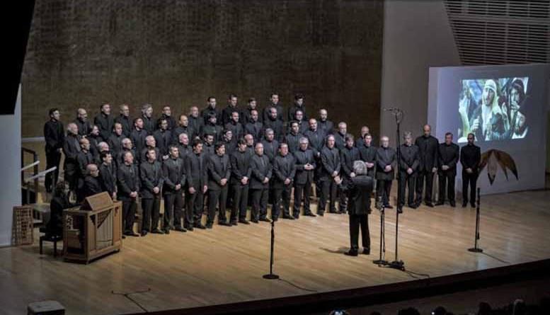 Concierto del Misteri d'Elx en el Auditorio de Torrevieja