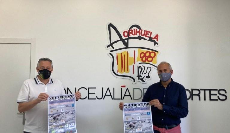 Dehesa de Campoamor acogerá este domingo la VIII Triatlón 'Playas de Orihuela' con éxito de inscripciones