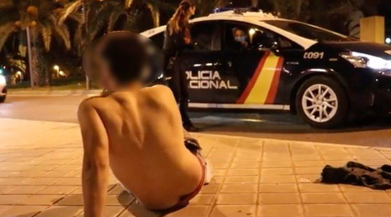 Amplio despliegue de la Policía Nacional durante el primer fin de semana sin estado de alarma que ha resultado sin incidentes