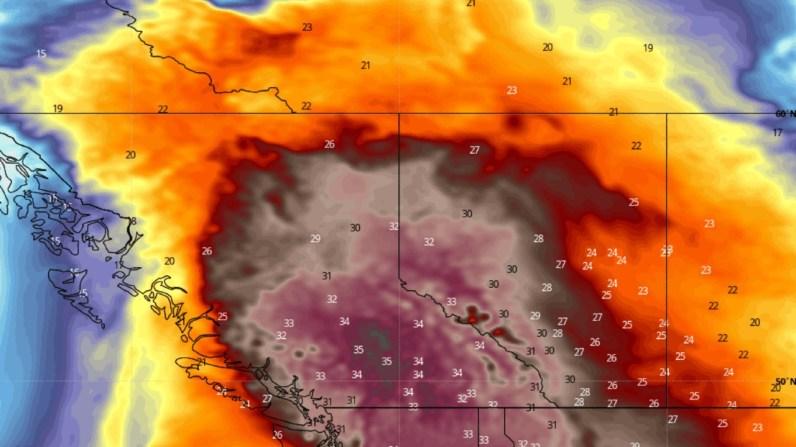 Domo-de-Calor-en-Canadá