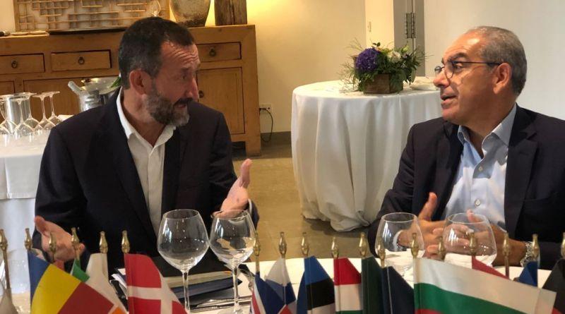 El alcalde inaugura el nuevo curso de los rotarios en Elche y expone los retos del Equipo de Gobierno