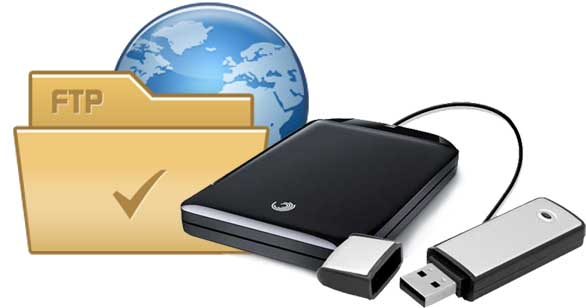 retea Stick HDD