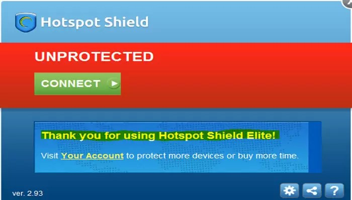 hotspot shield 3.17 free download
