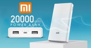 Xiaomi 20000mAh Power Bank