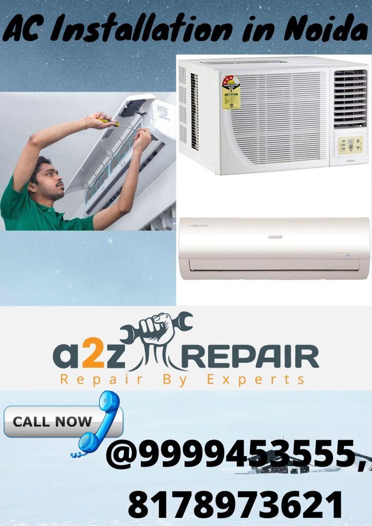 AC Installation in Noida
