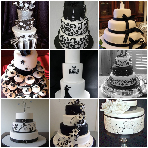 black-white-wedding-cakes