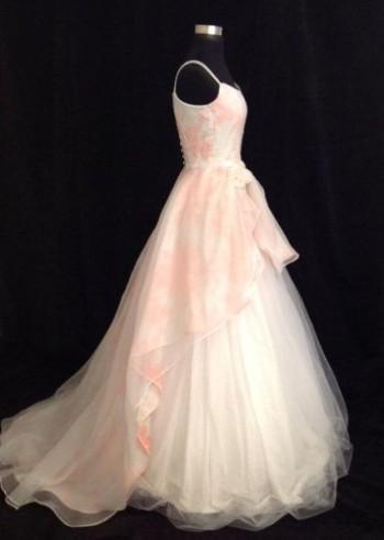 A2ZWeddingCards, Floral Wedding Dress