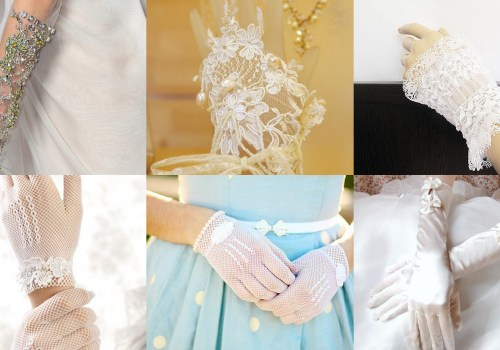 A2ZWeddingCards, Glamorous Gloves