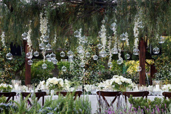 Greenhouse Wedding Decor