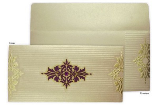 medieval theme wedding invitation