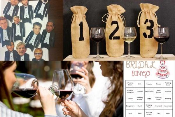 Bridal Shower Games-A2zweddingcards