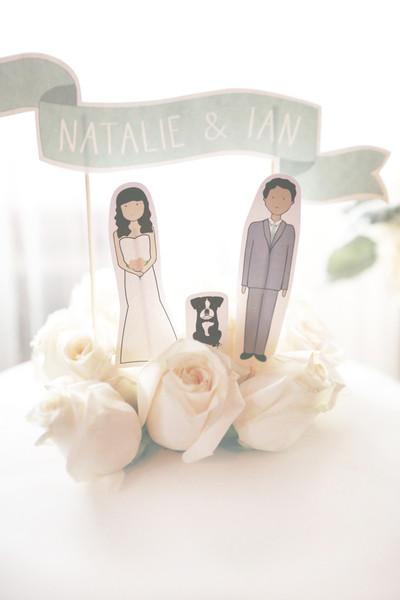 Wedding Cake Decor 2015