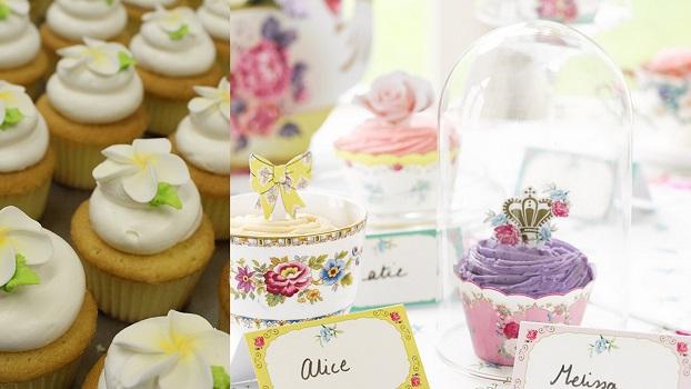 Cup Cakes Wedding Favors | A2zWeddingCards
