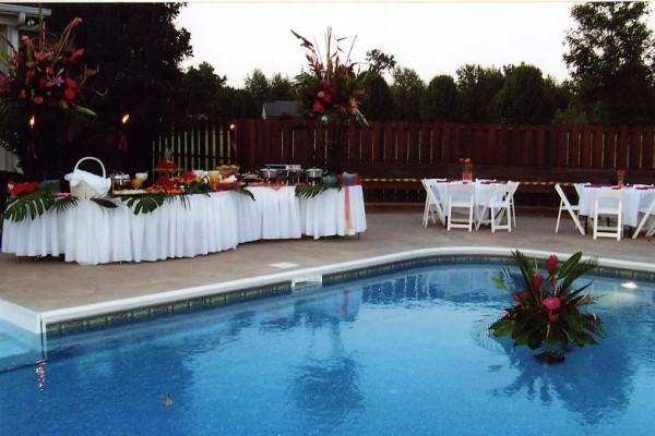 Wedding Floral Decor Ideas 2015