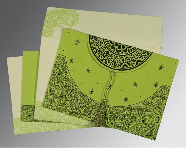 Eco-Friendly Wedding Invitation- A2zWeddingCards