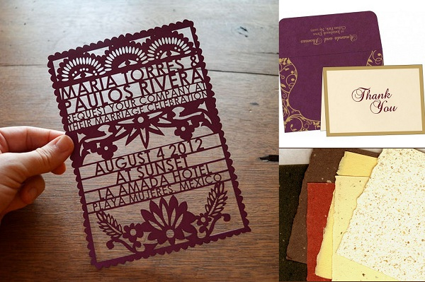 Wedding Invitation Printing And Thank You Cards
