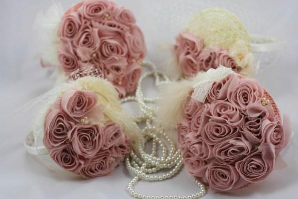 dusky Pink Wedding roses