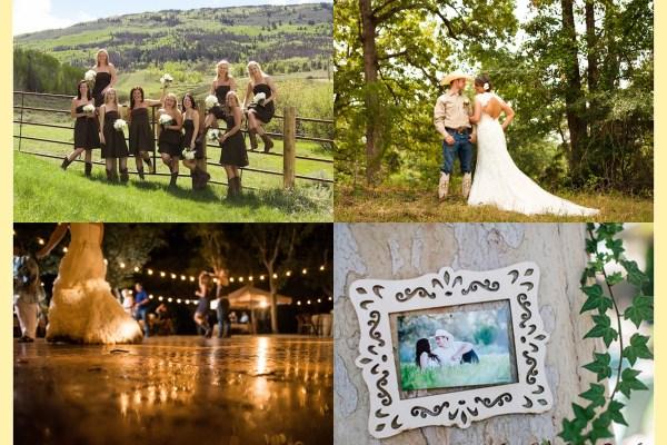CowBoy Destination Wedding - A2zWeddingCards