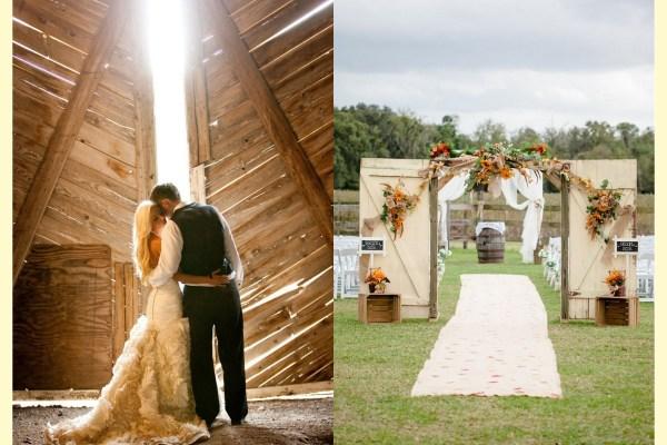 CowBoy Wedding Entryway - A2zWeddingCards
