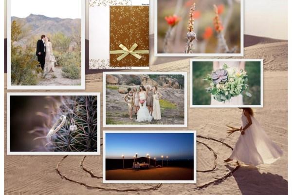 Desert Wedding Colors - A2zWeddingCards