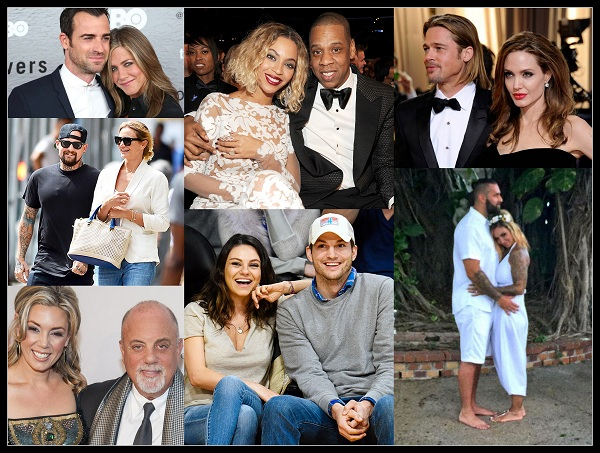 Secret Celebrity Weddings