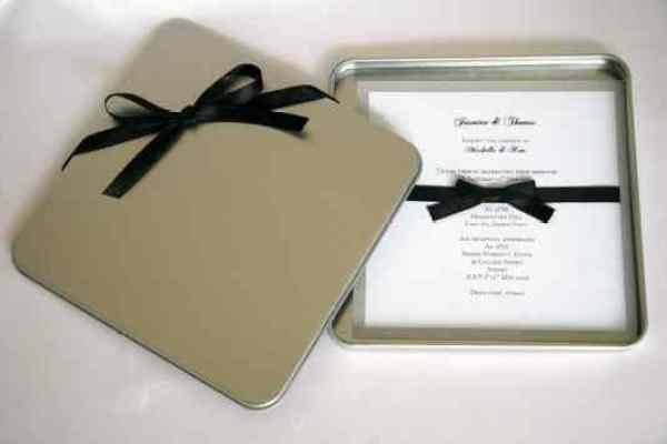 Wedding Invites Boxes - A2zWeddingCards