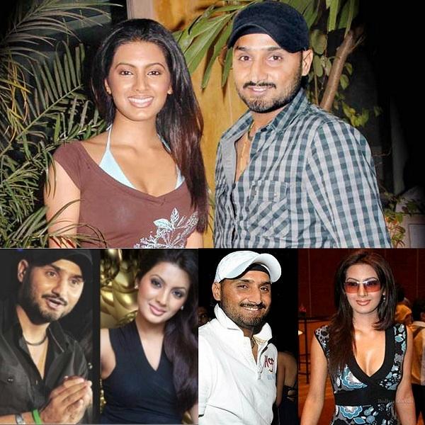 Harbhajan Singh - Geeta Basra Marriage