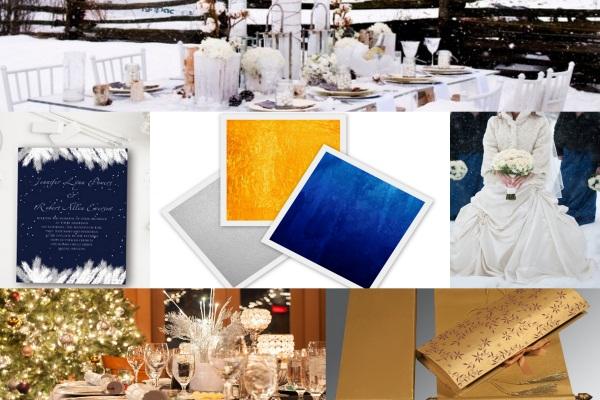 Snow Wedding - A2zWeddingCards