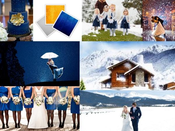 Rustic Snowy Wedding - A2zWeddingCards
