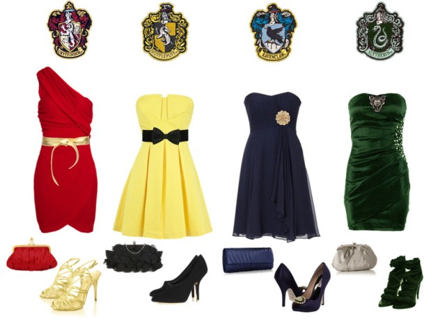 Bridal Accessories - Harry Potter Theme Wedding Ideas
